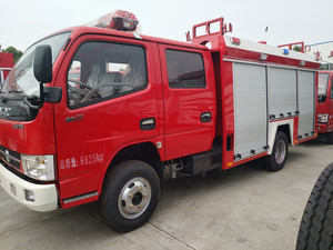 2-3T东风凯普特水罐消防车(国五)